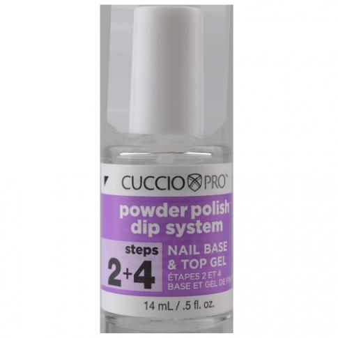 Cuccio Pro - 2&4 - Alapozó és Fedő fény