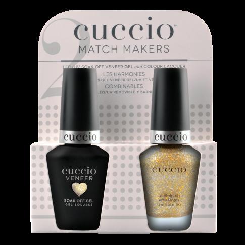 1202 - Cuccio Spotlight szett