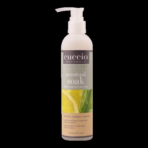 Cuccio 3in1 tusfürdő zöldcitrommal és aloe verával