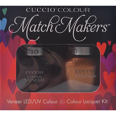 6032 - Cuccio Can never say mumbai szett