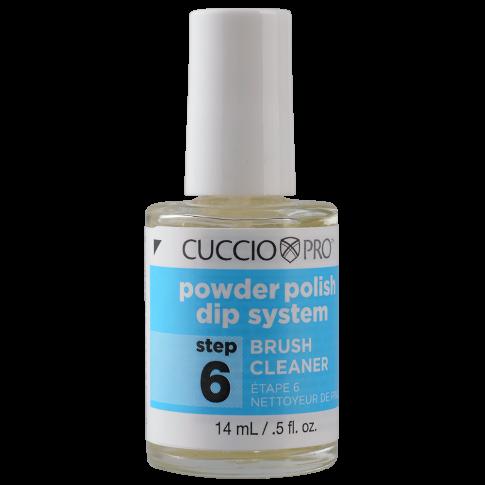 Cuccio Pro - 6 - Brush cleaner